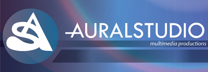 Auralstudio webdesign